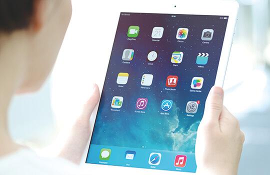 iPadプレゼントキャンペーン